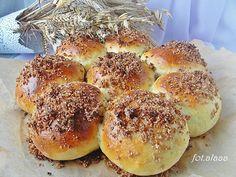 Ala piecze i gotuje: Maślane bułeczki do odrywania