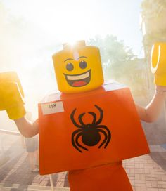 Get your costumes ready for our all-kids costume contest with brick-tastic prizes! #BrickorTreat #LEGOLANDFlorida #Halloween