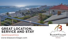 Clear cloudless sky today at BlaauwVillage Boutique Guest House. Great View, Cape Town, West Coast, South Africa, Sky, Boutique, Photo And Video, Luxury, Videos
