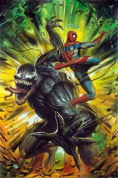 spiderman vs venom revancha