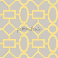 Golden Frames Design by Nikky Starrett to license at Pattern Bank!