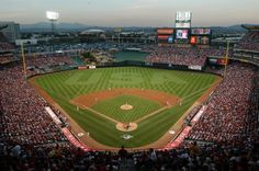 Top 10 most largest MLB baseball stadiums - Tibba