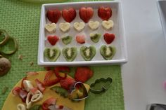 cute idea for valentines day breakfast