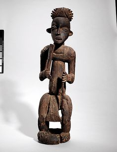 Art Africain, Costume, African Culture, African Hairstyles, Tribal Art, Art And Architecture, 19th Century, India, Sculpture