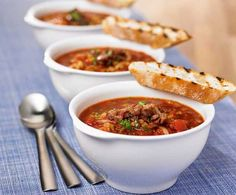 Lchf, Keto, Soup Recipes, Great Recipes, Recipe Search, Carne, Chili, Food And Drink, Pasta