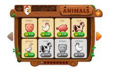 Farm UI on Behance