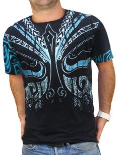 Tribal Men Collection - Kalolo - www.kalolobeach.com   Facebook : Kalolobeach    #summer #collection #tribal #tribalmen #surfer #surf #beach #waves #tattoo #tattoclothing #tattooshirt #paradise #holidays #wholesale