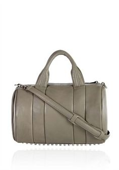 Dream bag for the past 3+ years. Alexander Wang Rocco Duffle