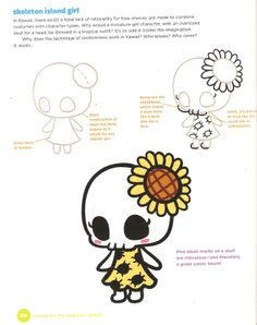 Manga for the beginner kawaii : everything you need to draw the supercute characters of Japanese comics / Christopher Hart.