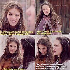 """""""Toy Soldiers""""-""""my beloved husband locked me in a tower"""" It's normal, happens to everyone, mary Reign Mary, Mary Queen Of Scots, Queen Mary, Reign Quotes, Reign Fashion, Women's Fashion, Marie Stuart, Caitlin Stasey, Reign Tv Show"""