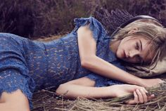 Rosie Tupper - Marie Claire Australia - May 2014 - Editorial | TheImpression.com