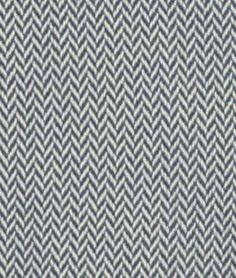 Beacon Hill Little Loon Indigo Fabric - $87.05 | onlinefabricstore.net