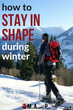 Winter is coming. Will your workout survive? In this episode, I share my best tips to help you keep training through the cold, dark days. We'll cover training hikes, safety tips, indoor workouts, clothing and gear, and motivation. I'll also share some tips to help you make the most of your precious daylight hours. #missadventurepants #hiking #backpacking #mountaineering Hiking Training, Endurance Training, Training Plan, Workout Tips, Running Workouts, At Home Workouts, Fat Burning Cardio Workout, Indoor Workout