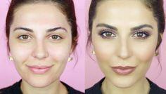 Makeup tutorial: youtube.com/simplysona