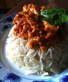From the Indian cuisine: Butter Chicken (murgh makhani)  I tried this recipe for the 1st time today, it was Grrreat!!    http://allrecipes.com/recipe/chicken-makhani-indian-butter-chicken/