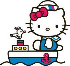 2717ffd2f Hello Kitty Sailor Girl Hello Kitty Coloring, Hello Kitty Art, Hello Kitty  Items,