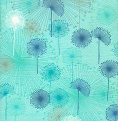 Valori Wells / Wrenly / Wildfield Cobalt / Free Spirit Fabrics