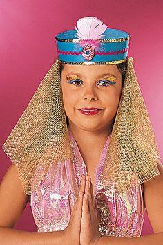 1001 Nacht-Hut: Prinzessinenhut für Fasching