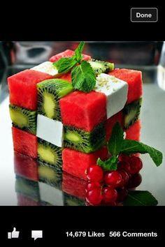 Eat more fruits and veggies! / Ideas para comer mas frutas y verduras