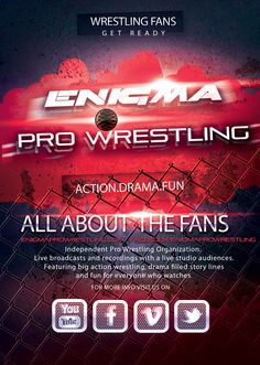 ENIGMA Pro Wrestling - All About The Fans