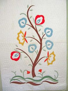 close-up, 1930's Tree of Life posted by Nancy Mahoney