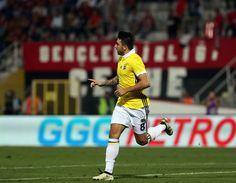 Gençlerbirliği 1-2 FB Ozan'ın gol sevinci.