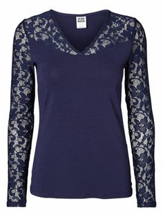 LORIA LACE L/S TOP Holiday Countdown contest. Pin to win the style!