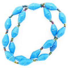 2-strand bracelet - turquoise