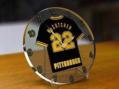 Pittsburgh Pirates Desk Clock