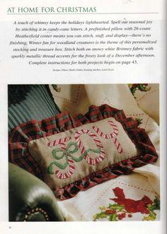 Gallery.ru / Фото #27 - A Cross-Stitch Christmas - OlgaHS