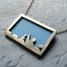 Probably the Most Perfect Geek Jewelry on Etsy: Pica Pica Press