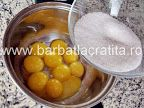 Prajitura cu foi de napolitana Rumba preparare reteta Vegetables, Vegetable Recipes, Veggies