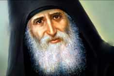The Shocking Prophecy of Elder Paisius for America by St. Paisius the Athonite during discussion after Holy Liturgy. Kai, Byzantine Art, Orthodox Christianity, Orthodox Icons, Christian Faith, Holidays And Events, Religion, Spirituality, Fictional Characters