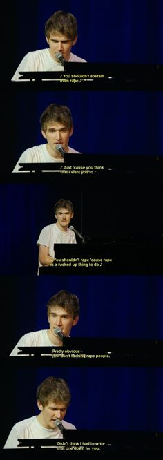 Bo Burnham || A song From the Perspective of God