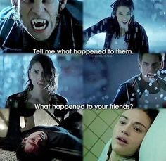 "Teen Wolf Lydia Eichenhouse ""it's hard to comprehen, let's just say they are doing okay"""