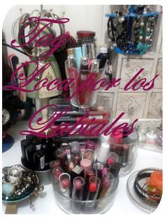 """La Piecita de Chivi :  Jueves de Tag """"Loca por los Labiales"""""""