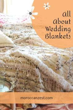everything you need to know about wedding blankets - handira - and how to shop the best on the market Moroccan Bedroom, Moroccan Interiors, Moroccan Decor, Moroccan Party, Moroccan Wedding Blanket, Interior Design Inspiration, Party Themes, Blankets, Bedroom Ideas