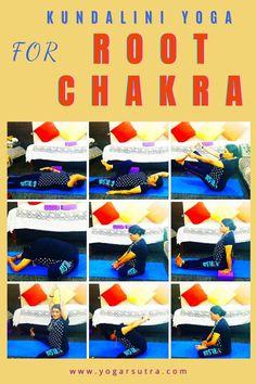 Root Chakra Awakening Yoga Kriyas Breath Of Fire, Pigeon Pose, Survival Instinct, Seven Chakras, Yoga Block, Calf Muscles, Kundalini Yoga, Chakra Balancing, Pelvic Floor