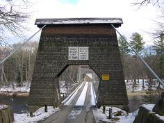 Covered Bridges of Maine