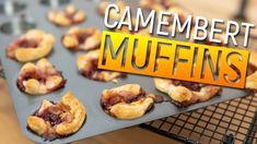 Camembert-Muffins - Rezept von Carmens Köstliche Küche Muffins, Breakfast, Food, Muffin Recipes, Puff Pastry Recipes, Oven, Diy, Food Food, Muffin