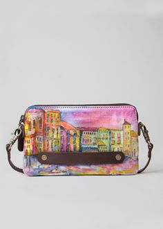 VIDA Statement Clutch - Venice by VIDA E1gzlHL