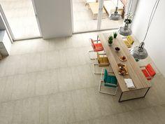 Stone Tiles, Kitchen Tiles, Beige, Dining Table, Black And White, Furniture, Home Decor, Rocks, Porcelain Tiles