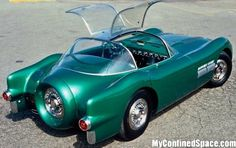 Pontiac Bonneville Special, 1954 Concept Car