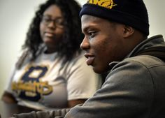 Entire senior class at D.C.'s Ballou High School applies to college