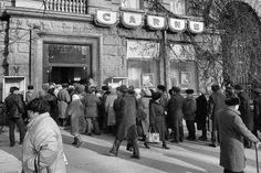 Nostalgia, Communism, Carne, Poland, Street View, Memories, Urban, Magazine, Retro