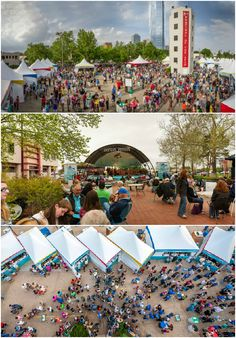 Oklahoma City's Festival of the Arts is a sign that spring has officially arrived. Dozens of food vendors, nearly 140 artist booths, a beer garden and live entertainers make this event the place to be for a week each April.