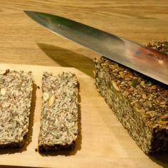 Gry´s Kjøkkenskriverier: Supersunt brød med frø