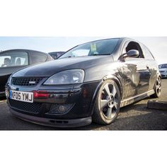 Vauxhall Corsa SRI at the fast show 2015