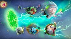 Move or Die Official Rick and Morty Kickass Cameos Trailer: Rick, Morty, Bird Person, Mr. Meeseeks and Krombopulos the Assassin are heading…
