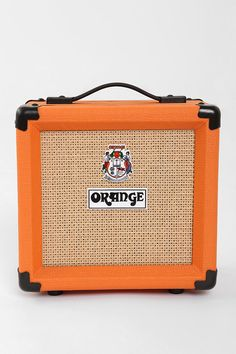 Orange Amplifiers Closed Back Speaker #urbanoutfitters